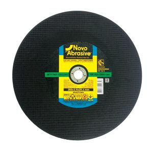 CUT-OFF WHEELS FOR RAILS NOVOABRASIVE