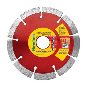 DIAMOND BLADES PROFESSIONAL SEGMENTED