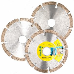 DIAMOND BLADE SETS SEGMENTED 3 PCS SERIES Standard